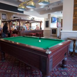 Sussex Arms East Grinstead Pool Table